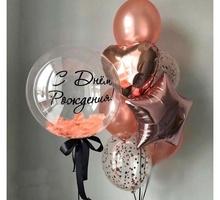 Оформление воздушными шарами (гелиевые шары) - Свадьбы, торжества в Анапе