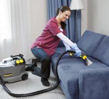 Химчистка мягкой мебели, ковров - Клининговые услуги в Краснодаре