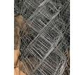 Прочная оцинкованная сетка рабица - Металлоконструкции в Крымске
