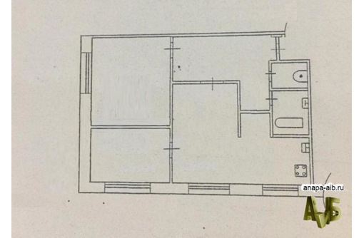 2-комнатная квартира в центральной части Анапы - Квартиры в Анапе