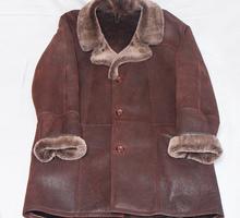 Дубленка кожаная мужская новая (Турция) - Мужская одежда в Краснодаре