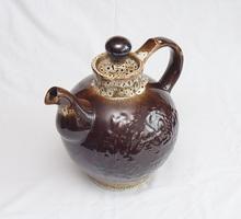 Чайник старинный керамический (не-б/у) - Посуда в Краснодаре
