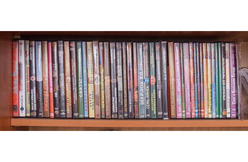 Фильмы на DVD, 50 шт, все сразу - Хобби в Краснодаре