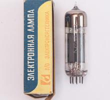 Электронные лампы 6П43П-Е, 6Ф1П, 6Ж51П, 6П36С - Аксессуары в Краснодарском Крае