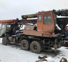 Установка сваебойная УГМК-12 на базе КамАЗ-53228, 6х6. - Грузовые автомобили в Краснодаре