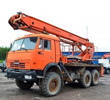 Автоподъемник АПТ-28 на базе КамАЗ-43114 - Грузовые автомобили в Краснодаре
