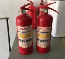 комплекс услуг по пожарной безопасности - Охрана, безопасность в Краснодарском Крае