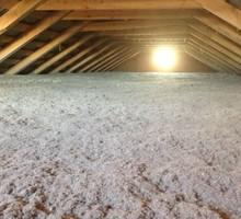 Утепление домов пеноизолом, эковатой - Изоляционные материалы в Славянске-на-Кубани