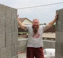 Строительство домов из Арболитовых Блоков - Строительные работы в Горячем Ключе