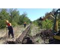 Строительство ВОЛС - Бурение скважин в Краснодаре