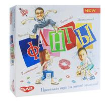Настольная игра Фанты - Игрушки в Краснодарском Крае