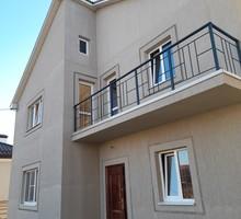 Продам новый большой 2-х этажный дом в г. Новороссийск  п. Борисовка, общ .площадь 188 м2 - Дома в Новороссийске