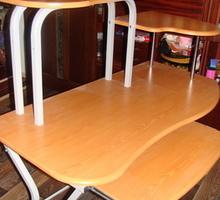 Продам компьютерный стол + кресло компьютерное - Столы / стулья в Краснодаре