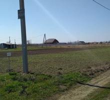 Продаётся земельный участок 5 соток станица Старокорсунская, ул. Придорожная/ ул. Полковая. - Участки в Краснодаре