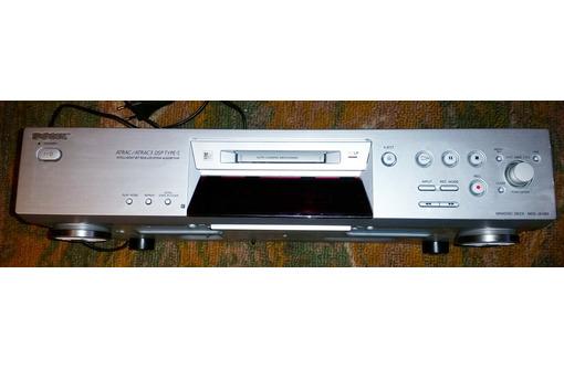 Sony mds je480 Состояние хорошее - Прочая аудиотехника в Славянске-на-Кубани