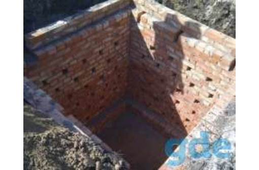 Изготовление питательных ям (септики). Установка Деревянного Туалета. - Проектные работы, геодезия в Армавире