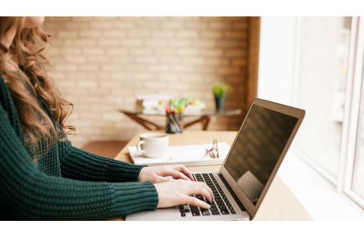 Работа в интернете с обучением, фото — «Реклама Сочи»
