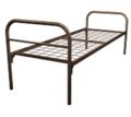 Кровати металлические . - Мебель для спальни в Краснодаре