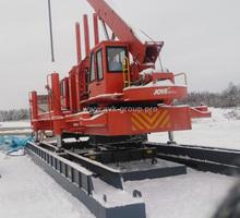 Сваевдавливающая установка, используемая в России – JVY-208A  (JOVE 208A) - Инструменты, стройтехника в Краснодарском Крае