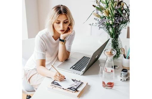 Работа в интернете на постоянной основе - Работа на дому в Краснодаре
