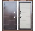 Входная дверь Терма 1,8 мм Дуб беловежский (белый) 105 мм с терморазрывом: - Двери входные в Краснодаре