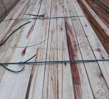 Доска обрезная 25мм лиственных пород - Пиломатериалы в Краснодаре