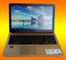 Ноутбук ASUS модель X540YA- XO751T бу в отличном состоянии - Ноутбуки в Краснодарском Крае