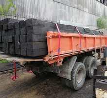 Шпала 1тип от производителя - Прочие строительные материалы в Краснодаре