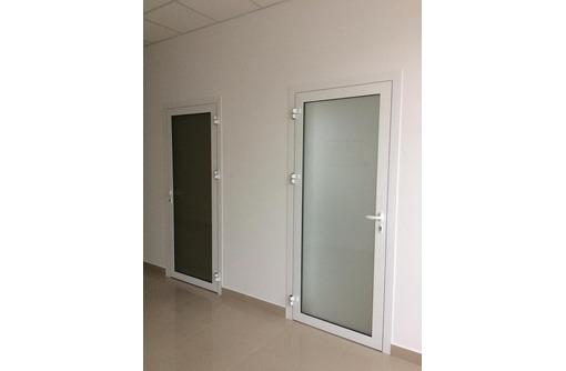 Алюминиевые двери - Окна в Краснодаре