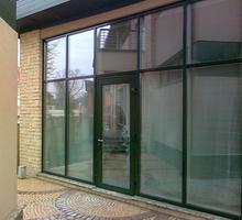 Фасадное остекление из алюминия - Окна в Краснодаре