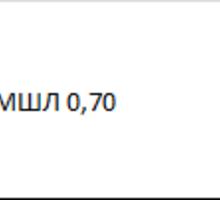 Лоток  МШЛ 0,70 - ЖБИ в Краснодаре