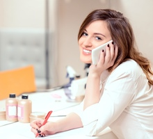 В студию перманентного макияжа требуется Администратор-менеджер. - Красота, фитнес, спорт в Краснодаре