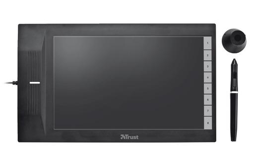 Графический планшет Trust Ультратонкий - Периферийные устройства в Краснодаре