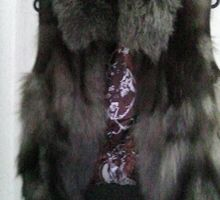 Жилетка из натурального меха - Женская одежда в Краснодарском Крае