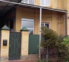 Продажа дома 369м² на участке 10 соток - Коттеджи в Краснодаре
