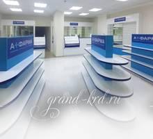 Мебель для аптек. Производство - Продажа в Краснодарском Крае