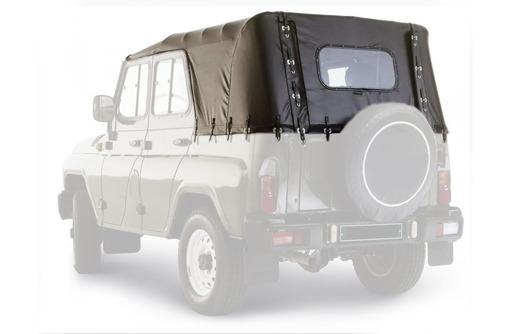 Тент УАЗ 469, хаки, б/у - Для легковых авто в Краснодаре