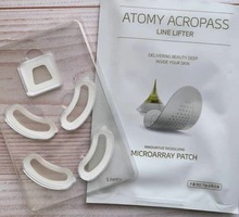 Патчи с микроиглами «Акропасс» от Атоми - Косметика, парфюмерия в Краснодарском Крае