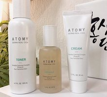 Набор для лица с центеллой от Атоми - Косметика, парфюмерия в Краснодарском Крае