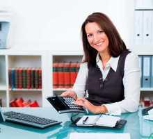 Помощник бухгалтера - Бухгалтерия, финансы, аудит в Сочи