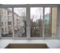 Раздвижное алюминиевое остекление - Балконы и лоджии в Краснодаре