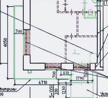 Проект пробивки проема - Проектные работы, геодезия в Сочи