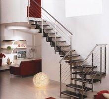 Лестницы из дуба, бука, ясеня - Лестницы в Краснодаре