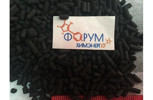 Активный уголь марки АГ-3 (мешок 25 кг) для очистных сооружений (ЛОС), Доставка РФ! - Продажа в Краснодаре