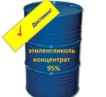 Этиленгликоль концентрат 99,8% в/с кан.20 кг.(20л) / бочка 220 кг, Доставка РФ! - Продажа в Краснодарском Крае