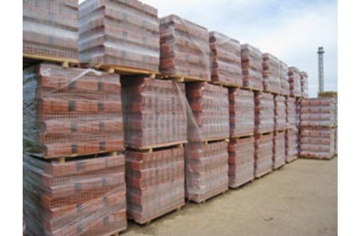 Кирпич силикатный, забутовочный и облицовочный с доставкой - Кирпичи, камни, блоки в Краснодаре