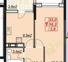Продам 1-к квартиру 36м² 1/13 этаж - Квартиры в Анапе