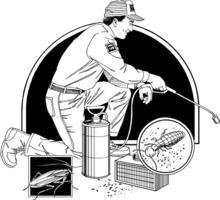 Уничтожение вредных насекомых и грызунов. - Клининговые услуги в Краснодарском Крае