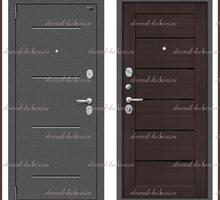 Входная дверь Porta S 104/П22 Антик Серебро/Wenge Veralinga 80мм. Россия : - Двери входные в Краснодаре