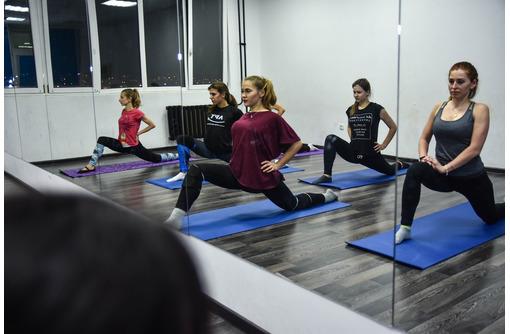 Растяжка для новичков в Новороссийске (Stretching) - Танцевальные студии в Новороссийске